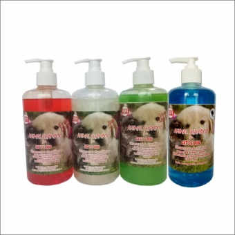 Shampoo Kucing / Shampoo Anjng Cat's N Dog 500 ml Random Varian