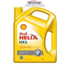 Jumbo Veloz 10W 40 SN Oli Mobil Bensin 4 Liter OriginalIDR240000 Rp 250000 Shell Helix