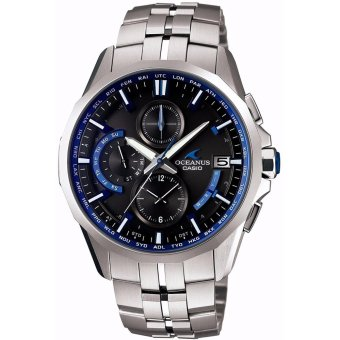 ?Ship from Japan?CASIO Watch Osianas Manta Radio Solar OCW-S3000-1AJF Men's - intl