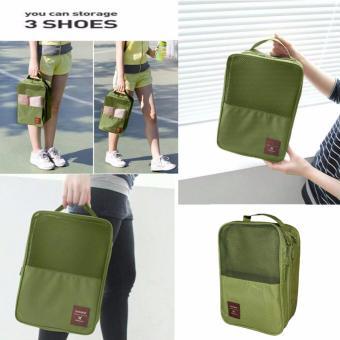 Shoes Pouch / Travel Organizer Bag / Tas Kosmetik / Tas Sepatu / Underwear Organizer 3