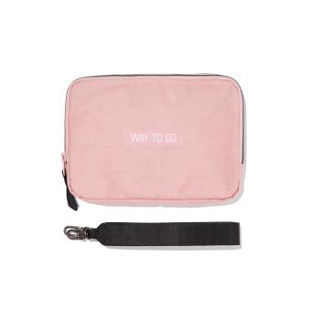 Shop portabel Messenger dokumen tas kosmetik perjalanan kecil tas