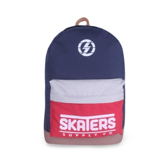 SKATERS 17GSKT-M0412007 COMB BAG 59 NAVY-BW-RED