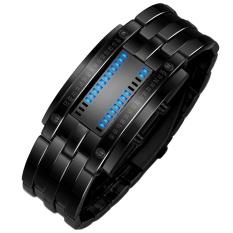 SKMEI Watch 0926 populer merek wanita Fashion kreatif jam tangan LED Display pergelangan tangan Watches Jam Digital - intl