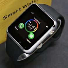 Smart Watch Jam Tangan Pria dan Wanita Strap Karet