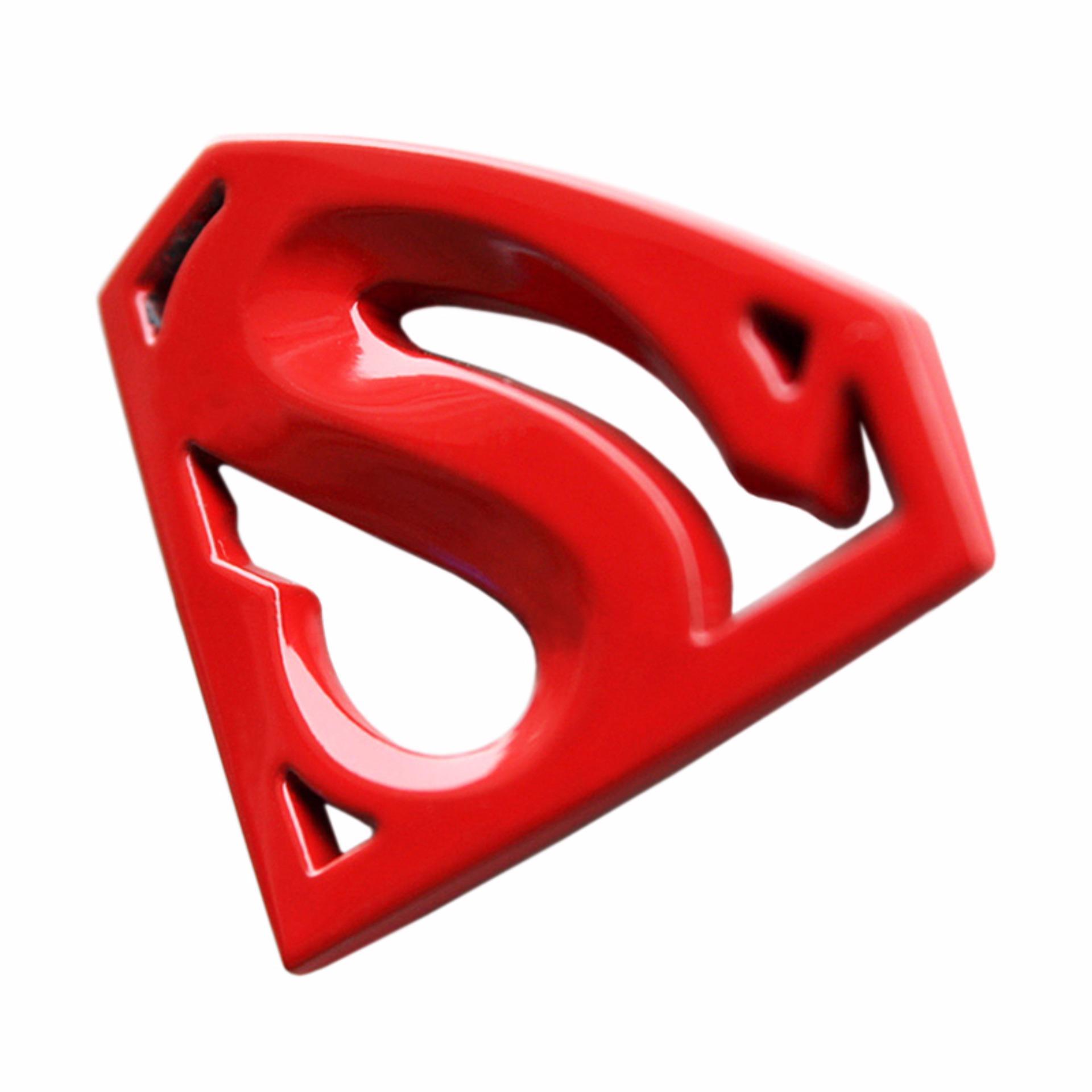 ... Sohoku Emblem Superman (Merah) ...