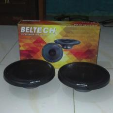 Speaker pintu 6.5 inci 2 Way Beltech BT-6122