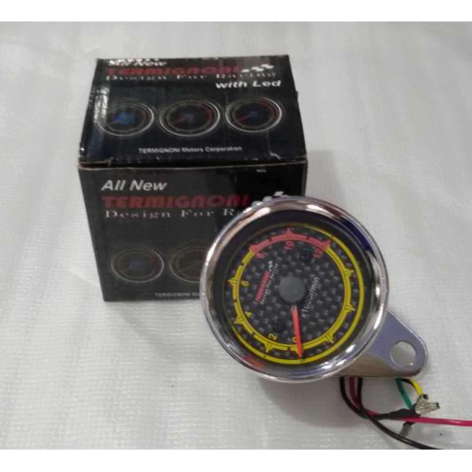 speedometer LED jarum