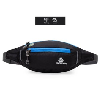 Sports Running Waist Bag Men and Women Running Equipment Mobile Phone Bag Waterproof Marathon Bag - intl
