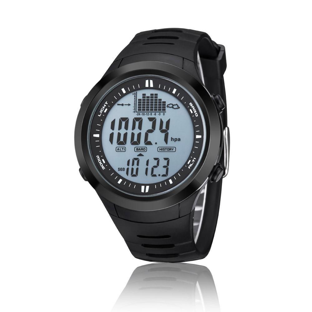 Minicar Spovan Mg01 Outdoor Sports Mountaineering Watch Water Source · Spovan SPV709 Fishing Watch Barometer Altimeter