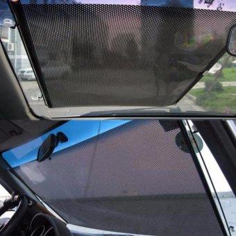 Sun Shield, Pelindung Panas Kaca Mobil Model Roll