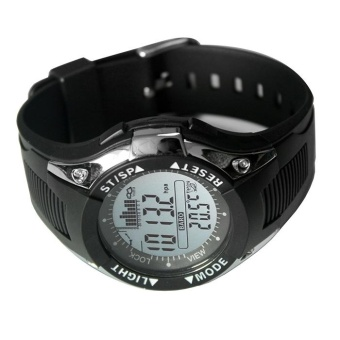 SUNROAD FX702A Multifunctional Digital Sports Watch Altimeter Fishing Barometer Wristwatch 30M Water Resistance - intl - 3