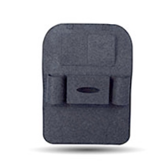 Sunshop Car Auto Seat Back Multi-Pocket Storage Bag Organizer Holder Hanger Accessory(Dark Grey) - intl - 2