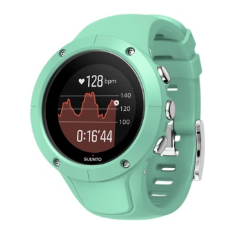 Suunto Spartan Trainer Wrist HR Ocean - SS022670000 - Smart Watch - Hijau