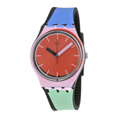 Swatch Jam Tangan Wanita - Resin - Multicolor - SWATCH GB286