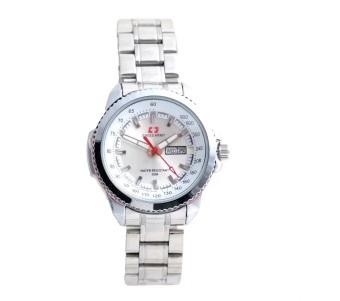 Swiss Army Jam Tangan Wanita - Strap Stainless Steel - Silver - SA 3067 L