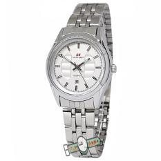 Swiss Army - SA0055L - Jam Tangan Wanita - Stainless - ( Silver )