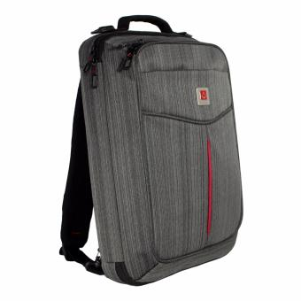 Tas Ransel Laptop Trifungsi Laptop Bag unisex 33001A