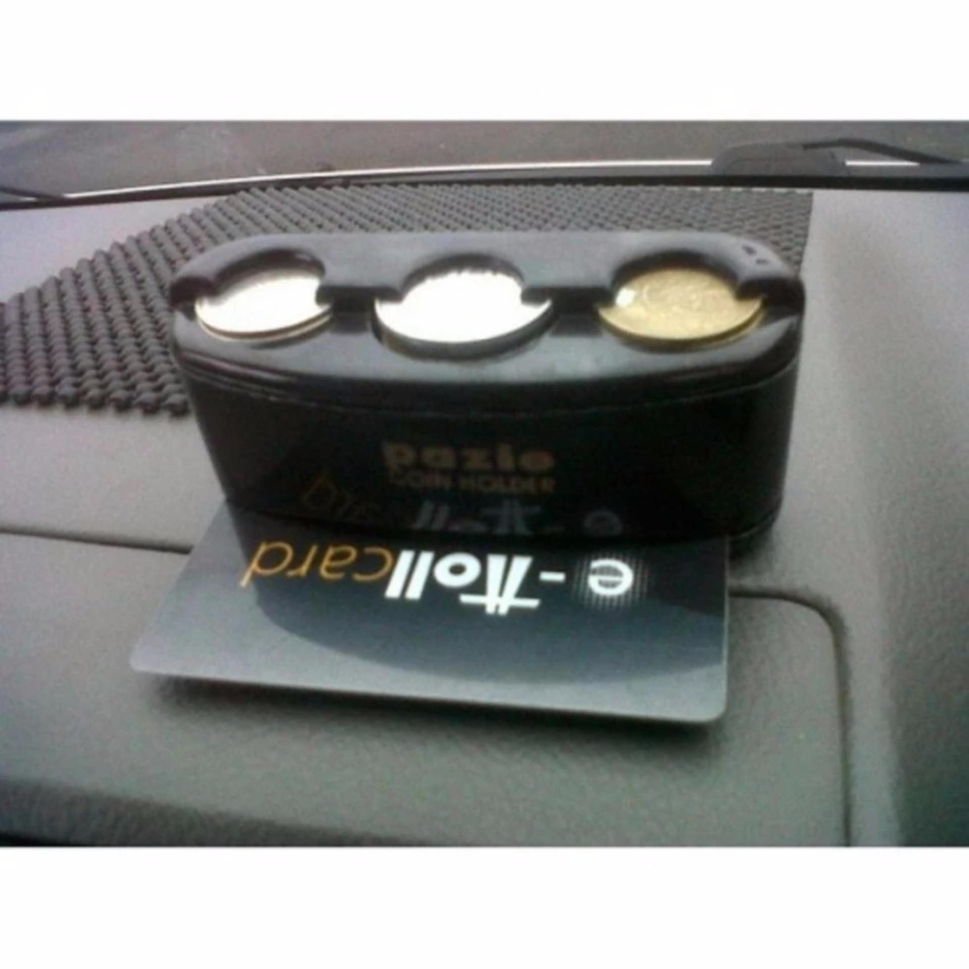 Tempat koin kartu mobil / coin card car holder - Tempat Uang Koin Coin Toll Card ...