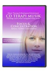 Terapi Musik Focus & Concentration