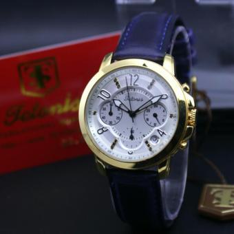 RP 284.500Tetonis 100% Original - Jam tam tangan wanita TN12088 - CHRONO ACTIVE &