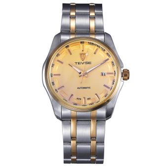 Tevise 8379-003-J-G Top Brand Luxury Digital Casual Watch Men Business Wristwatch Automatic Mechanical Fashion Wrist Watches