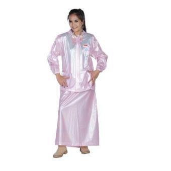 Jual Tiger Head Jas Hujan Wanita Ladies Matic Model