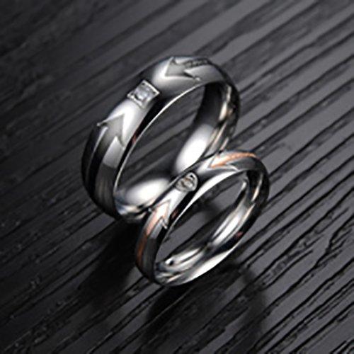 Cheap online Titanium - Cincin Couple / Cincin Tunangan / Cincin Nikah