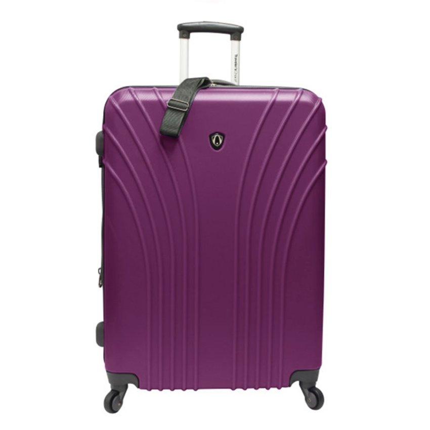 Traveler's Choice Cape Verde Koper Hardcase Small [Lavender] .