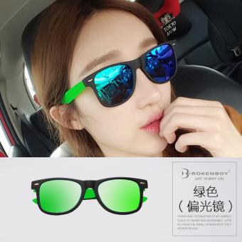 Online murah Elegan pantai transparan tabir surya mata kacamata Source Gadis kebesaran oval .