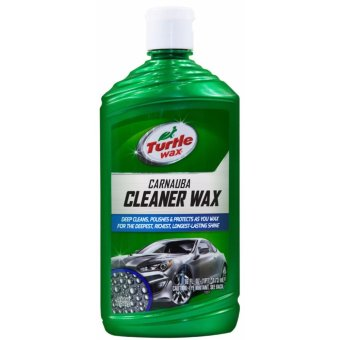 Turtle Wax - Carnauba Cleaner Wax Liquid