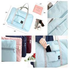 Ultimate Tas Travel Lipat Multifungsi / Tas Lipat Folding Carry Bag Praktis OR 40-02 - Blue