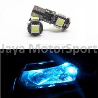 Universal - 1 Pair / 2 Pcs Lampu LED Mobil / Motor / Senja T10 w5w