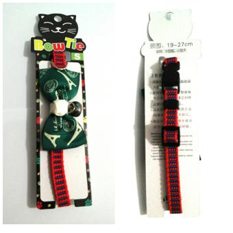 Universal - Kalung bow tie menara hijau