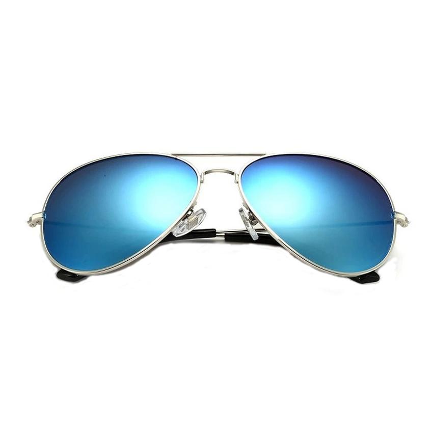 ... VEITHDIA Kacamata terpolarisasi Fashion klasik pria wanita warna warni lapisan reflektif lensa Kacamata matahari