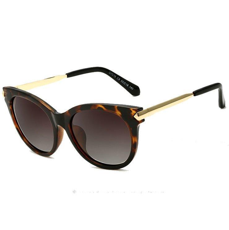 Veithdia Merek Retro Tr90 Vintage Kacamata Terpolarisasi Kemewahan Matahari  Mengemudi Wanita Kacamata Hitam Wanita Desain Eyewear 1637e54afd