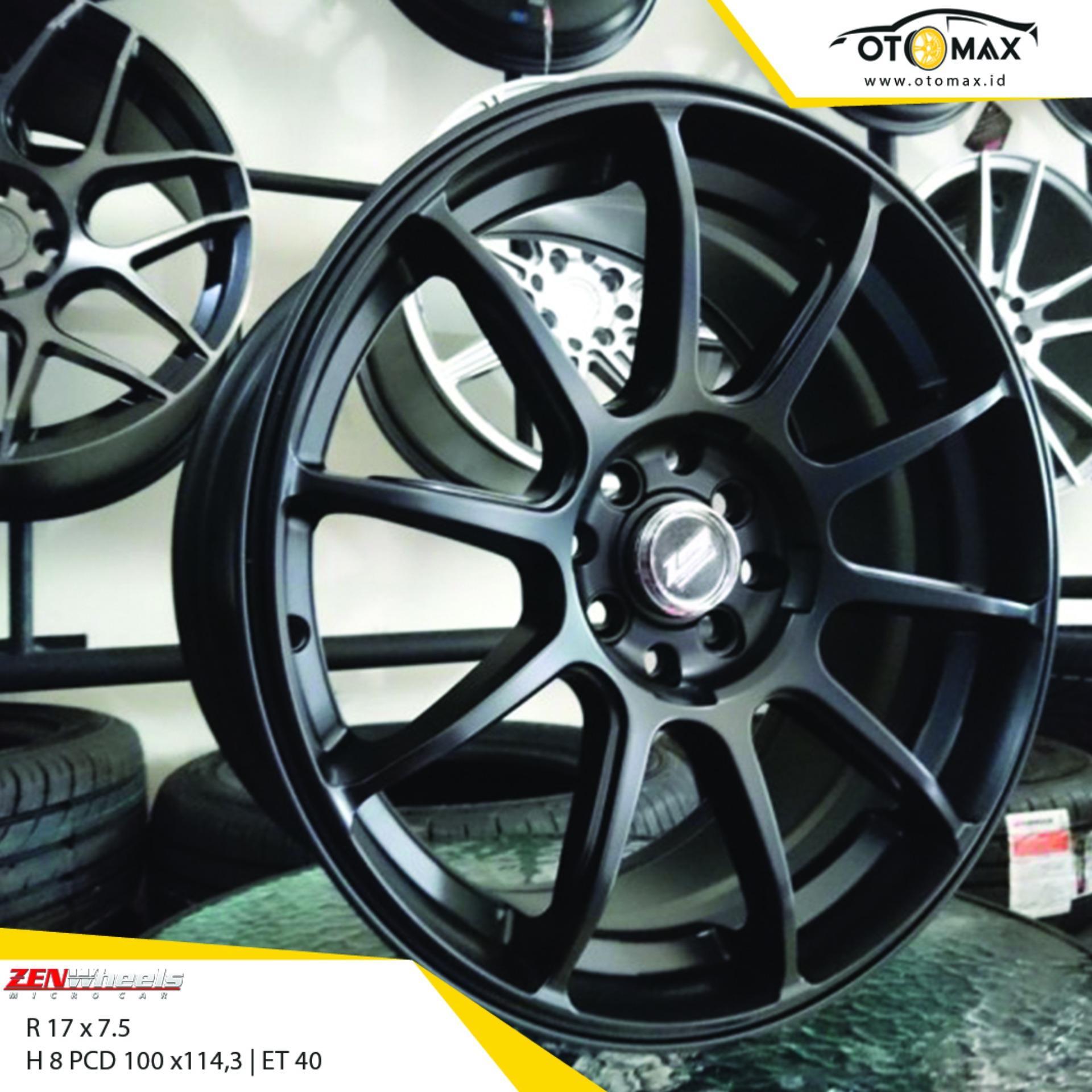 Harga Terendah Velg Mobil Zen 1069 Ring 16 Pencari Wheel Protector Pelindung List Universal