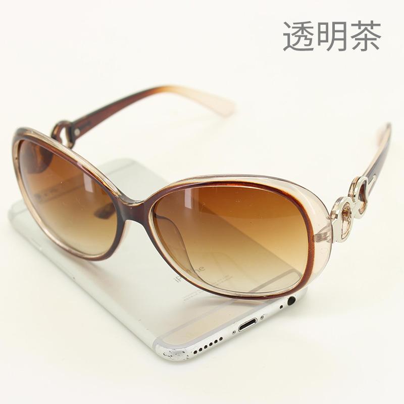 Versi Korea dari masuknya orang transparan melingkar kacamata kacamata hitam kacamata hitam