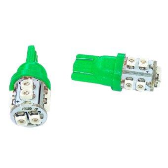 Virgo Racing - LED 10 Mata Colok Untuk Lampu Motor 2 Pcs