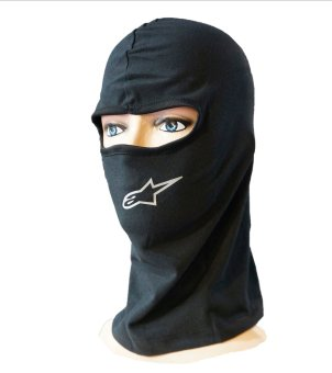 Virgo Racing Masker Motor Ninja Full Face Model Alpinestar