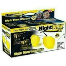 VIVIAN - Night View Glasses Vision Kacamata Anti Silau di Malam Hari