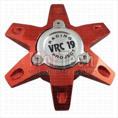VRC Cover - Tutup - Jalu - Bandul as roda Belakang Bintang VarioTechno 110 cc Merah