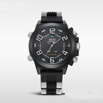 Watches Men Luxury Brand Famous LOGO Military Analog Digital DateWeek Alarm Display Sports Watch Relogio Masculino