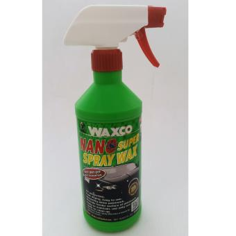 Waxco Nano Super Spray Wax ...