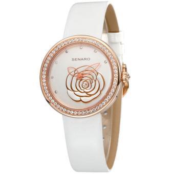 weishi Saint Jarno ladies watch belt table quartz watch fashion waterproof watches Swiss watch brands 3070L
