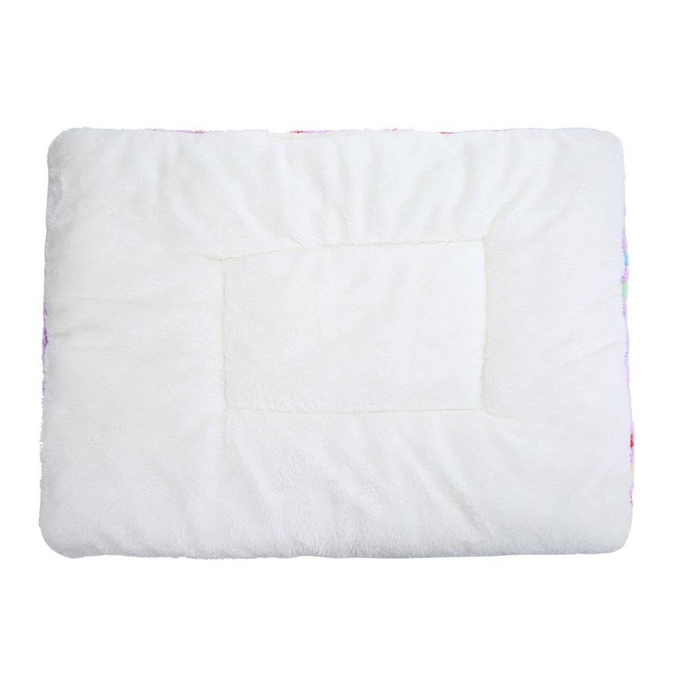 Womdee Pet Dog Sleep Mat Wool Soft Warm Cushion For Cat.(Random Color.) - intl
