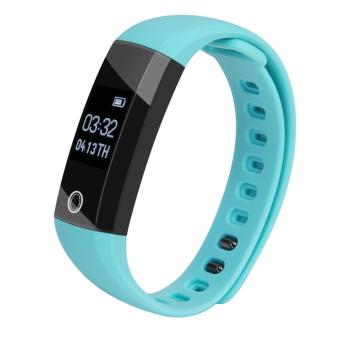 X21 Sports Bracelet Smart Bracelet Heart Rate Monitoring Bracelet Pedometer Smartband for iOS Android - intl