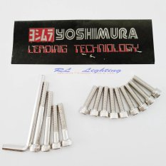 Yoshimura Baut Mesin Beat Crome Otomotif Store