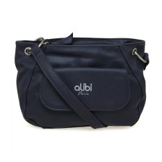 Alibi Paris Questa Tas Bahu Wanita - Dusty Berry