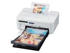Canon SELPHY CP820 Compact Photo Printer - Putih