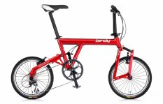Deltacycles New Classic Birdy Red